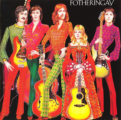 Fotheringay - 1970 - Fotheringay