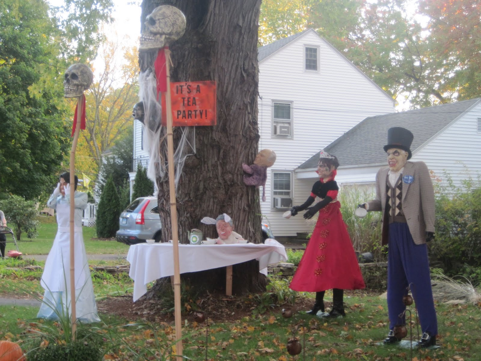 best halloween decorations ever - The Best Halloween Decorations