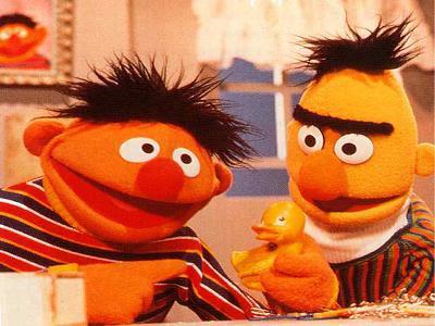 Image Result For Ernie Sesame Street