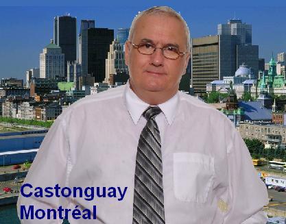 Castonguay : Montréal