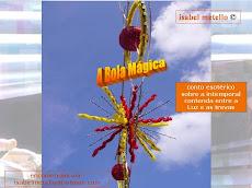 A Bola Mágica, um conto esotérico de Isabel Anjo de Martello