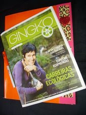 Gingko ♣ the best Portuguese eco mag