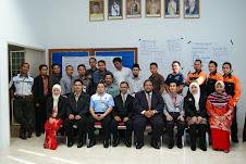 Melatih OSH di Sarawak