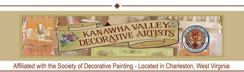 Kanawha Valley Decorative Artist