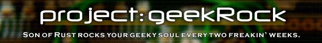 project: geek rock