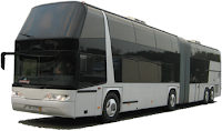 NEOPLAN Jumbocruiser   Worlds Largest Bus