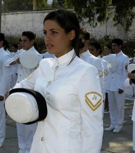 Navy Military Uniforms Woman