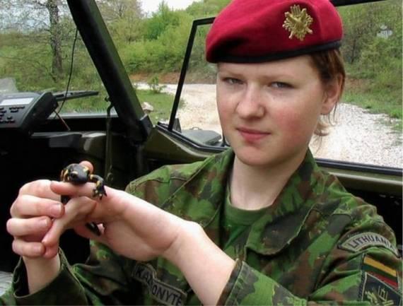 Những nữ cảnh sát dũng cảm xinh đẹp của các nước World%27s+Most+Bravest+Uniformed+Ladies+26