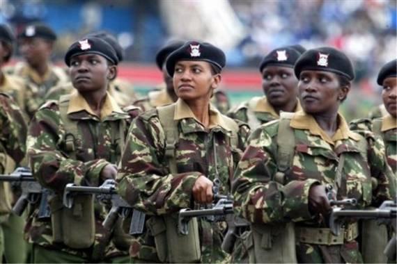 Những nữ cảnh sát dũng cảm xinh đẹp của các nước World%27s+Most+Bravest+Uniformed+Ladies+24