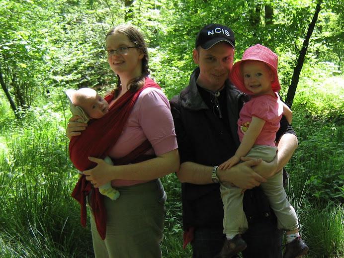 My family - 24/5/09