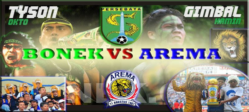 BONEK VS AREMA