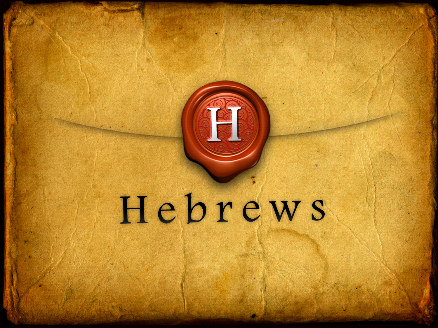 .: Hebrews Bible Study - Tuesday