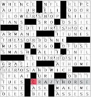 One Named Designer Of The  S Crossword