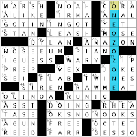 Sunday June 16 2013 Diary Of A Crossword Fiend