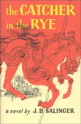 First edition of Catcher in the Rye