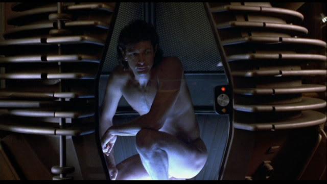 Jeff Goldblum stars in David Cronenberg's 'The Fly' (1986)