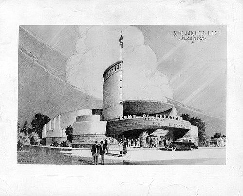 Academy Theatre, Inglewood, Los Angeles (1939)