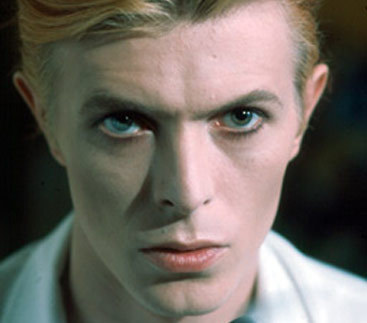 David Bowie, Thin White Duke in 'The Man Who Fell to Earth' (1976)'