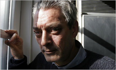Paul Auster. Photograph by: Bebeto Matthews/Associated Press