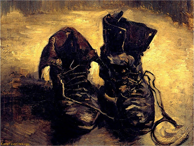 Vincent Van Gogh, 'A Pair of Shoes' (1886)