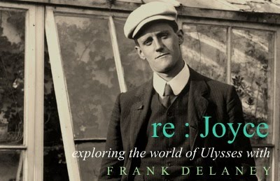 Bloomsday. James Joyce. Ulysses. Frank DeLaney