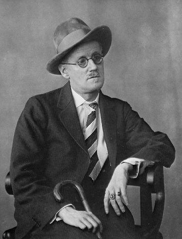 James Joyce Bloomsday