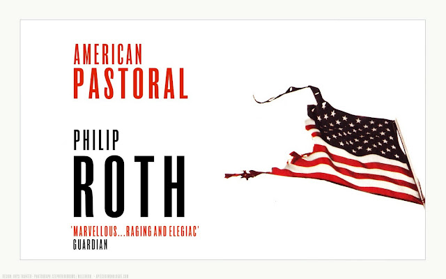 Philip Roth, 'American Pastoral' Desktop Wallpaper.