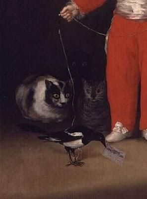 Goya, detalle