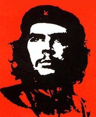 Mi primer poster del Che
