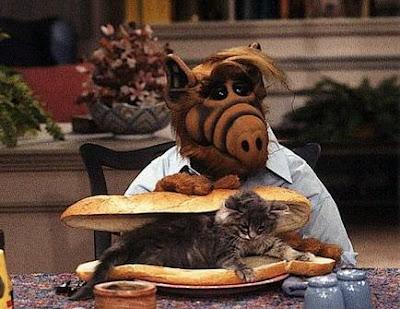 Alf y Lucky