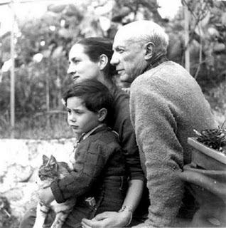 Picasso en familia