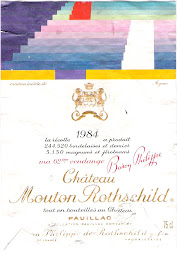 Chateau Mouton Rothschild 1984