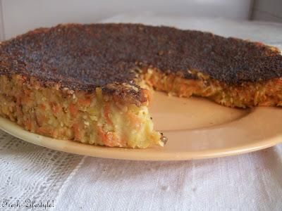 Articole culinare : Prajitura cu mere si morcov
