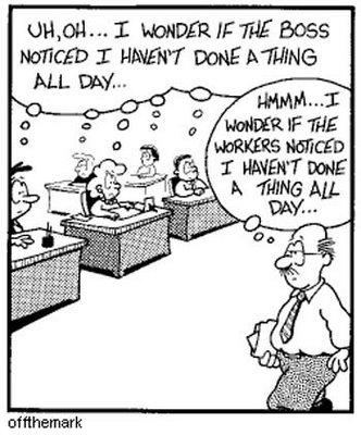 Office Walla Absurdity Rise Of