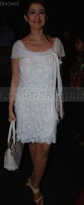 Manisha Koirala Manav Gangwani HDIL Couture Week