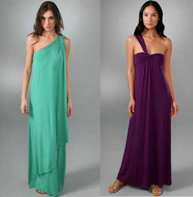 L: Rachel Pally Ophelia Dress/R: Lauren Conrad Nora Dress