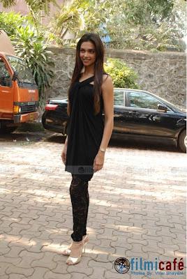 Deepika Padukone Indian Idol