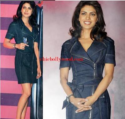 Priyanka Chopra Nokia 5800