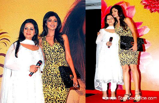Shilpa Shetty ISOS medispas Kiran Bawa