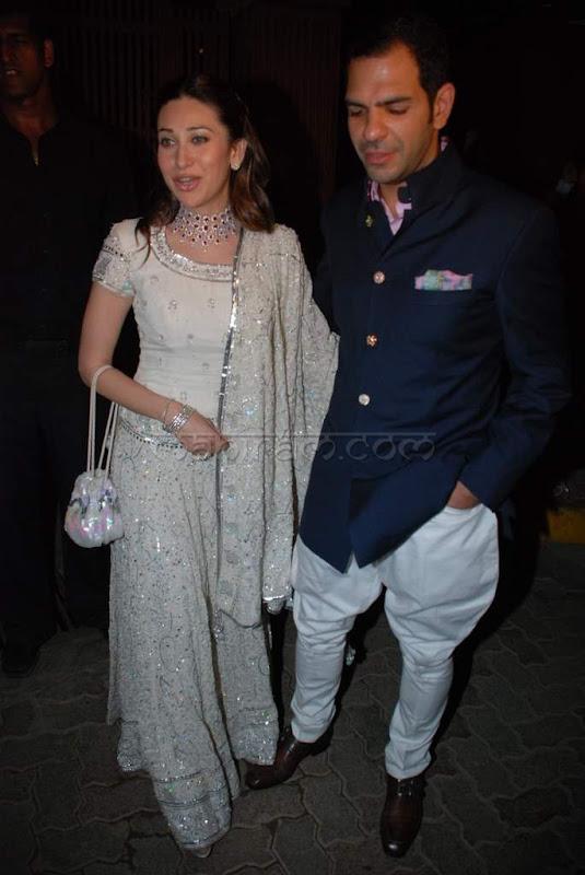 Karisma Sanjay Kapoor Amrita Arora wedding bash