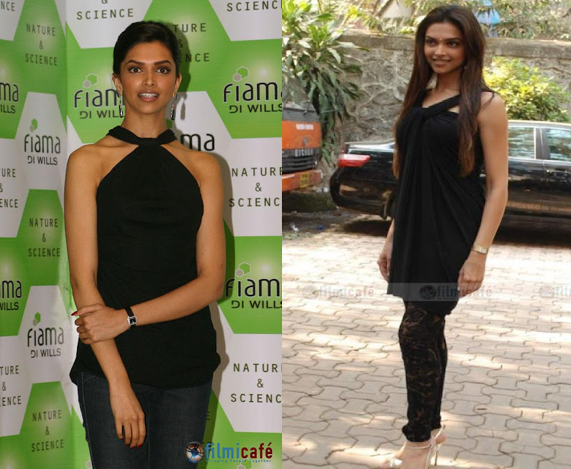Deepika Padukone Essence Hair Book Launch