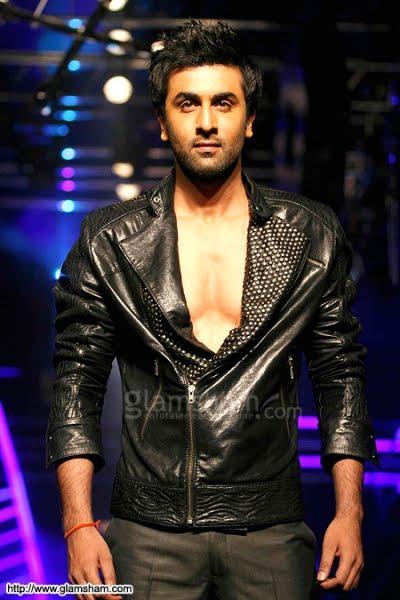 Ranbir Kapoor Karan Johar HDIL couture week menswear