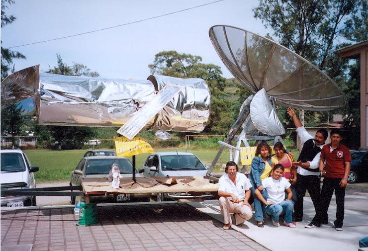Telescopio Hubble y telescopio milimétrico