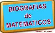 VIDA Y OBRA DE MATEMATICOS_ED