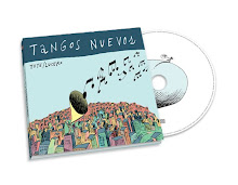 Disco TANGOS NUEVOS (Tute / Lucero)