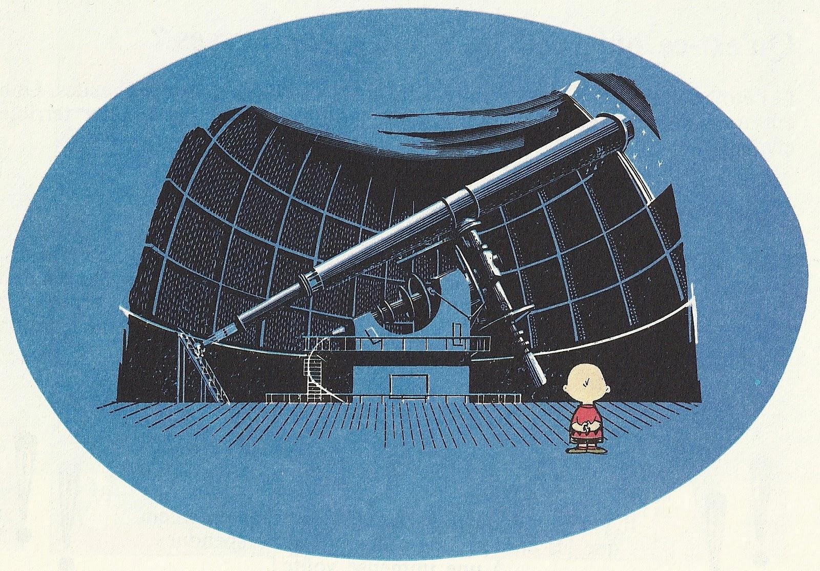 Mondorama 2000: Comment agit un téléscope?
