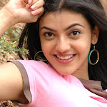 Cute Indian Actress Kajal Agarwal