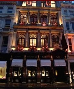 Flagship Stores In London Cartier