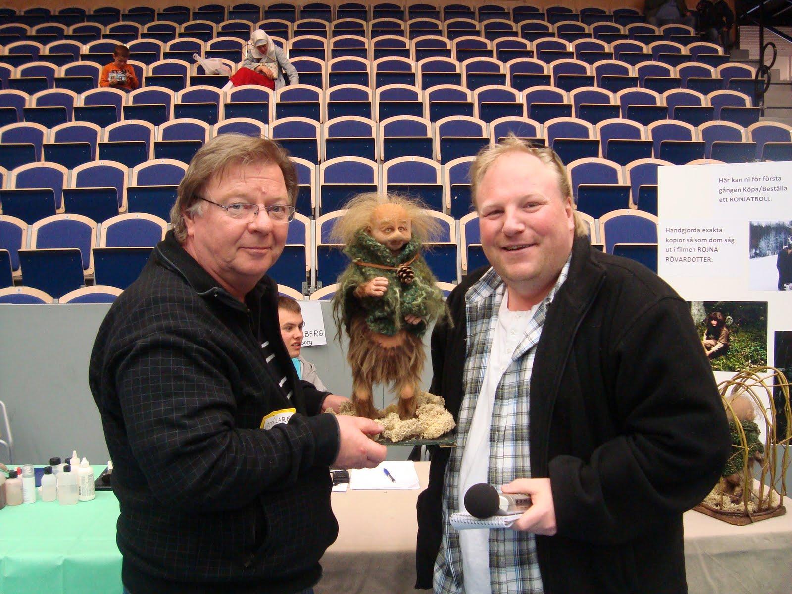 träffa ledsagare leksaks show i Malmö