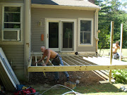 Custom Built Three Season Porch